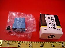 Allen Bradley 800M-XD2R Ser A Contact Block Switch Logic Reed 1-NC Nib New