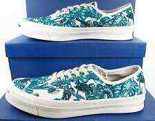Converse Jack Purcell Signature Ox Monstera Tropical Print Holl 153150C Men's 10