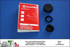 BREMBO   BRAKE / CLUTCH   REMOTE RESERVOIR CAP & DIAPHRAGM - 15ml