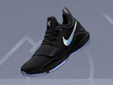Nike PG 1 TS Prototype size 14. Pre-Heat Shining Paul George. Black. 911082-099.