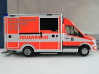"""Rietze 72045 WAS Design-RTW MB Sprinter (2018) """"BF Hildesheim"""" 1:87/H0 NEU/OVP"""