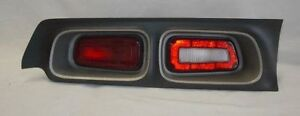 NOS MoPar 1972-74 Dodge Challenger Tail Light Assembly