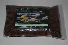 FMF Dried Silkworm Pupae For Koi Carp Fish Birds & Reptiles Approx 1000g Bag