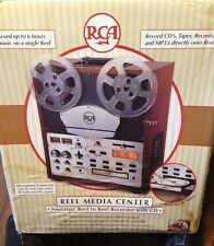 RCA Reel Media Center Nostalgic CD Recorder NIB New Box