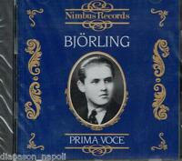 Jussi Bjorling : Première Voix,Verdi,Puccini,Mascagni,Borodine,Meyerbeer - CD