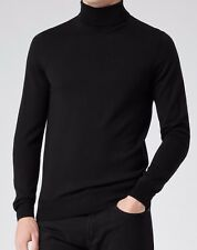 MEN'S NEW M&S ROLL/TURTLE NECK JUMPER AUTHENTIC KNIT SWEATER TOP - RRP £25