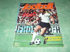 Miroir Football n°289. 29 Avril 1977. Beckenbauer Suisse-France Liverpool T.B+