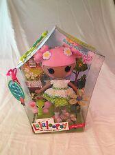 New Lalaloopsy Full Size Doll Blossom Flowerpot