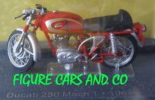 1/24 MOTO CLASSIQUE  DUCATI 250 MACH1 1971  MOTORRAD MOTORCYCLE