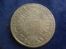Taler 1765 Hall Maria Theresia  Östererich RDR W/18/407