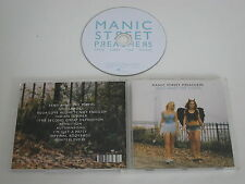 MANIC STREET PREACHERS/SEND AWAY THE TIGERS(COLUMBIA-SONY 88697075632) CD ALBUM