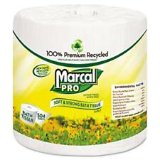 """Marcal Pro Two-ply Bath Tissue Pack - 2 Ply - 4.30"""" X 3.66"""" - White -"""