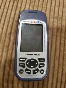 Lowrance iFINDER H2Oc Handheld GPS Slot For SD Color Screen Ice Fishing H2O C
