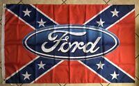 FORD FLAG 3' X 5' BANNER