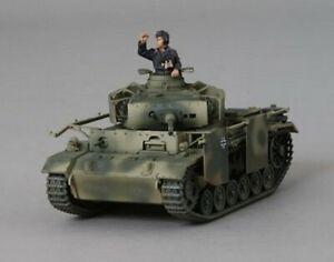 ACCPACK078A3 Panzer III Turret #133 - Thomas Gunn Miniatures WWII Model Tank