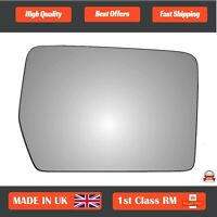 Right Driver side convex Wing Mirror Glass for Ford F150 F-150 2004-2014 602RS