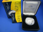 2007 $1 KANGAROO AUSTRALIAN ARTIST SERIES SILVER PROOF COIN- ROLF HARRIS- SUPERB
