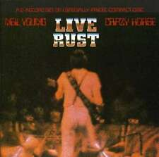 Live Rust - Neil Young CD WARNER BROS