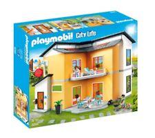 PLAYMOBIL CITY LIFE MODERNES WOHNHAUS 9266