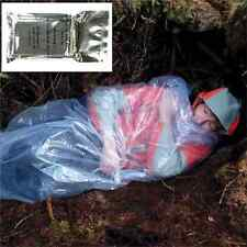 BRITISH ARMY & NATO BCB EMERGENCY SLEEPING BAG -ARMY ISSUE -BIVI BASHA TENT SAS