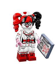 Lego Minifigure The Batman Movie, Enfermera Harley Quinn Series 20, Minifigura