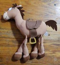 "Toy Story 2 Bullseye Horse 12"" Plush Stuffed"