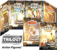 "Star Wars ""The Original Trilogy Collection"" Action Figures"