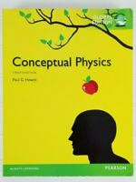 Conceptual Physics, Global Edition (Paperback) by Paul G Hewitt 9781292057132
