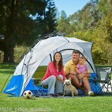 LightSpeed Pop up Shelter V Tent with Front Porch Fishing Camping Beach Festival