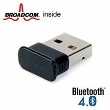 GMYLE Bluetooth Adapter Dongle, Ultra-Mini USB Broadcom BCM20702 Class 2