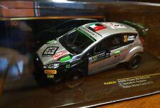 Ford Fiesta RS WRC L.Bertelli Rally Monte Carlo 2016 Ixo 1:43