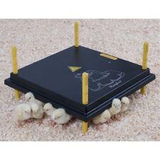 Wärmeplatte 30x30cm Küken-Aufzucht Wärmelampe Geflügel Hühner Reptilien sparsam