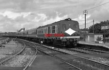 PHOTO  80-CLASS PASSENGER SPECIAL AT MALLOW - 1988 A CONCERT IN CORK BY THE LATE