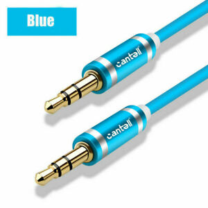 AUX Cable 2mm Stereo Audio Extension Male to Male Auxiliary for Car Phone Cord