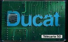 Télécarte Privée Publique EN1127 DUCAT ref TPZ244