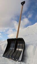 Schneeschaufel Schneeschieber Schneeräumer 47 cm breit Kunststoff  Metallkante
