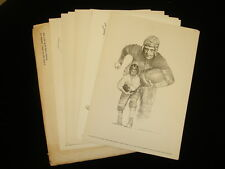 1967 Equitable Life Picture Pack w/ Original Envelope – Set of 16, 8×11