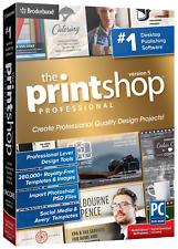 The Print Shop 5 Professional