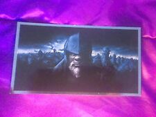"""planet of the apes 2001 topps giant movie card rare 5""""x 9"""""""