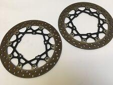 FREIN AVANT Disque Rotor Paire Set - YAMAHA FZ1 06-10 FZ1S FZ1N