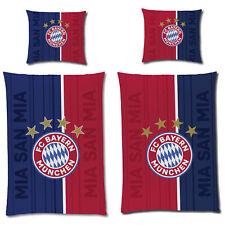 Linon Bettwäsche FC Bayern München Champions Glow in The Dark 135 x 200 80 x 80