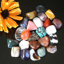 Cute Natural Crystal Tumblestones Tumbled Stone Chakra Gemstone Xmas Gift