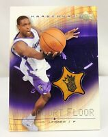 2003-04 Upper Deck Hardcourt - Floor #CW-F - Chris Webber - Sacramento Kings