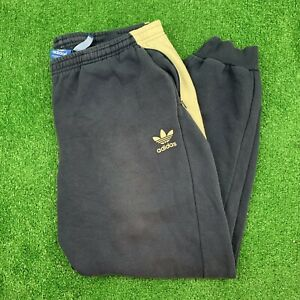 Adidas Athletic Joggers Sweatpants Men's Size XL Navy Blue