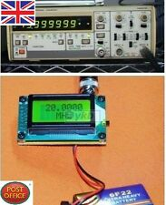 RF 1 to 500 MHz Frequency Counter Tester measurement Digital LED For ham Radio