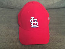 MLB St. Louis Cardinals New Era 9FORTY Adjustable Hat - Red