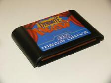 Sega Dynamite Headdy Mega Drive ~ ~ ~ Cartucho sólo probado/trabajo