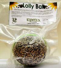 Lolly Ball 1kg. Die gesunde Belohnung ohne Zuckerzusatz!!! Leckstein, Leckerli