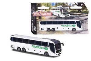 Majorette Murrays Bus Man Lion's Coach L 2021 New Release