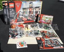 Lego Disney Pixar Cars 8679 Tokyo International Circuit Sealed Bags Except Bag 2
